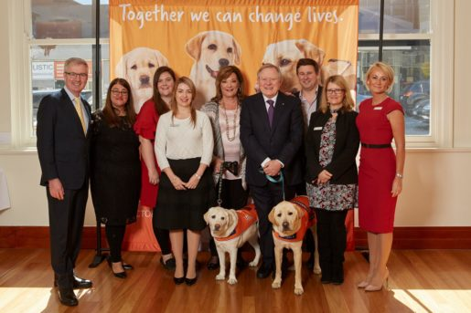 guide dogs australia, event photography, animal photography, brand photography